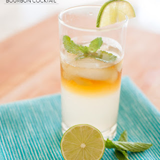 Ginger Beer Bourbon Cocktail Recipe