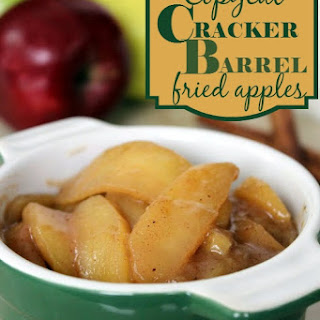 Copycat Cracker Barrel Fried Apples