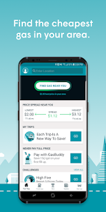 GasBuddy: Find Cheap Gas 1