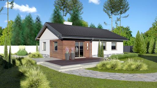 projekt Dom przy Klonowej 5