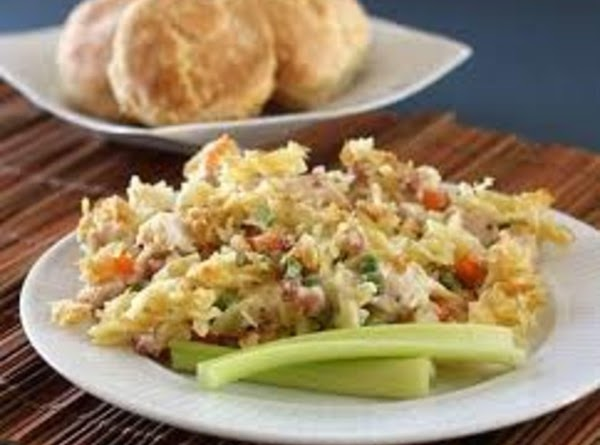 Sherried Turkey Casserole Recipe