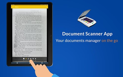 Docfy - PDF Scanner App Screenshot