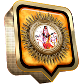 Shiv Ji Clock Live Wallpaper
