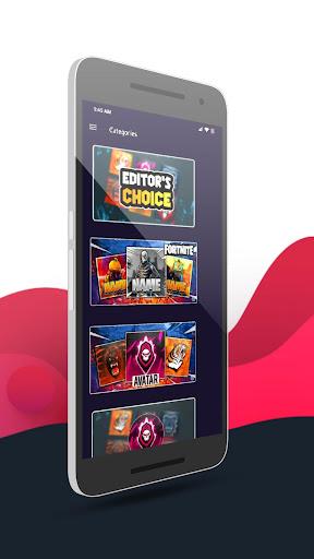 Gaming Logo Maker - Editable eSports Templates 3.0 screenshots 2