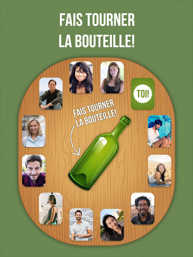Spin the Bottle : bavarde et flirte  captures d'écran 4