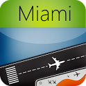 Miami Airport + Radar (MIA) Flight Tracker icon
