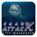 Hungry Tiger Shark LWP icon