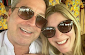 Lisa Faulkner and John Torode engaged