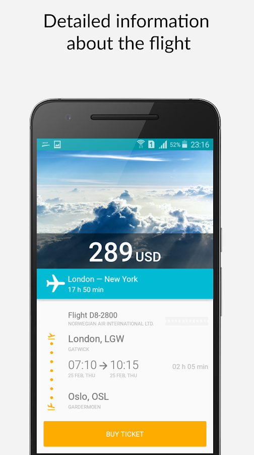 Cheap Flights & Airline Tickets booking online- screenshot