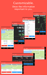 Runmeter GPS - Running, Cycling, Walking, Jogging- screenshot thumbnail