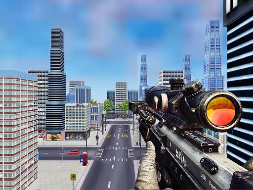 Sniper Shooter Assassin 3D - Gun Shooting Games android2mod screenshots 18