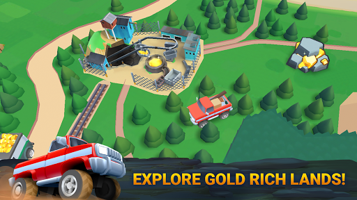 Planet Gold Rush  gameplay | by HackJr.Pw 4