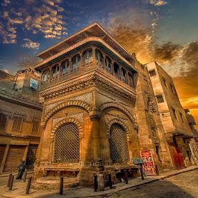 Sabil-Kuttab of Katkhuda by Khaled Noaman - Buildings & Architecture Public & Historical ( cairo, islamic, sabeel, ottoman, mamluk,  )