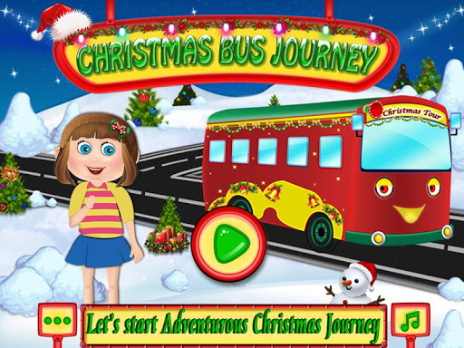 Christmas Bus Journey for Kids