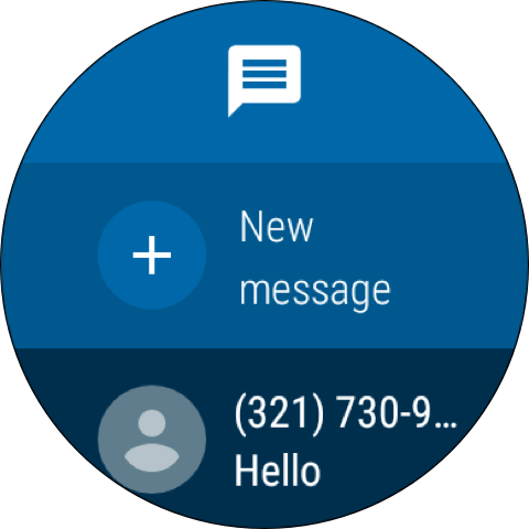 Android Messages 2.5.212 (Piccolo_RC25_xxhdpi.armeabi-v7a.phone) screenshots 9