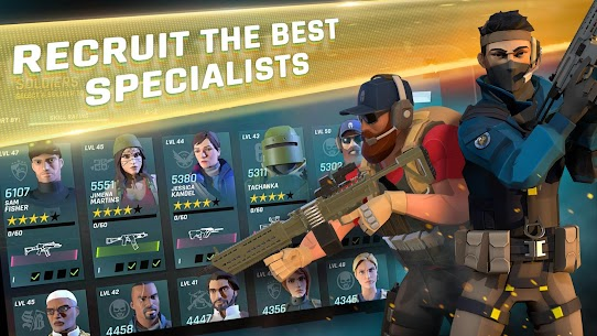 Tom Clancy's Elite Squad Apk Download For Android and Iphone 1