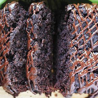 Dark Chocolate Roasted Banana Bread.
