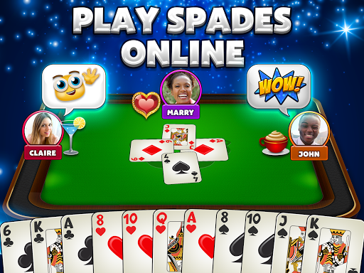 Spades Plus - screenshot