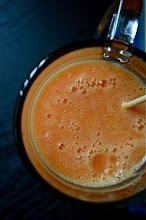 Photo: 12.Orange Ginger Cooler Blog Name : Dishing  Name : Divya Shivaraman  Blog URL : http://dishingwithdivya.blogspot.com/  Post link : http://dishingwithdivya.blogspot.com/2013/04/orange-ginger-cooler.html Camera : NikonD5100  Thank you again.