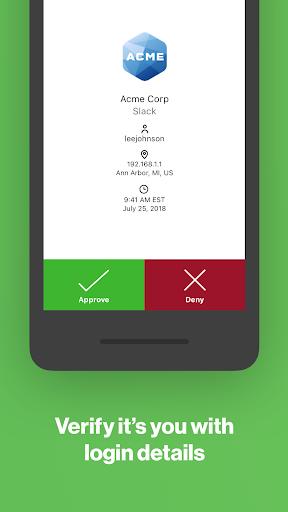Duo Mobile screenshot 3