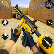 New Counter Terrorist Gun Shooting Game