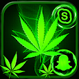 Green Leaf Launcher Theme icon