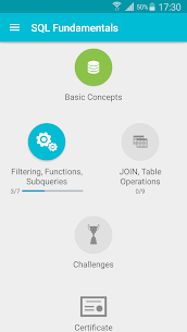 Learn SQL Apk Latest Version Download For Android 1