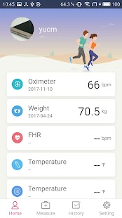 JUMPER Health - náhled