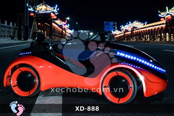 Xe hơi điện trẻ em XD-888 5