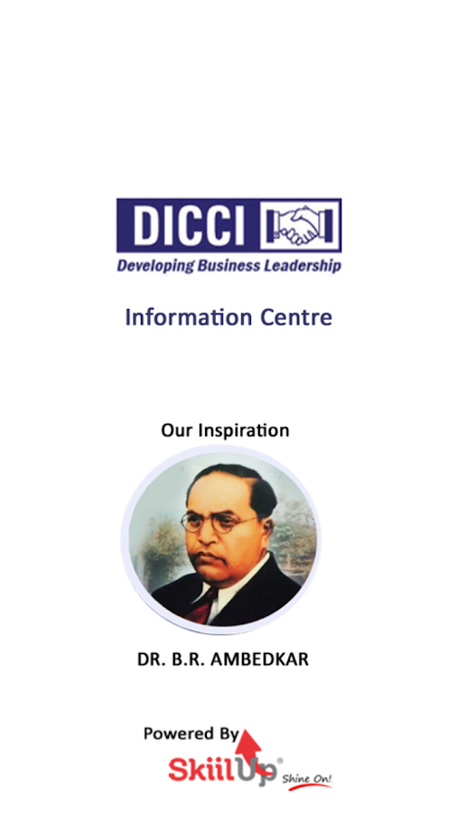 DICCI Information Centre- screenshot