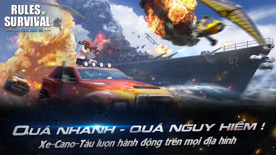 Tải Game Rules of Survival