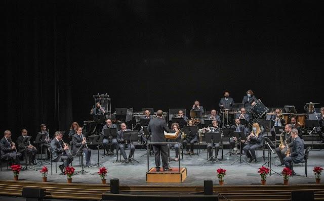 El 24 de marzo será el turno de la Banda Municipal de Música en la Plaza de la Constitución.