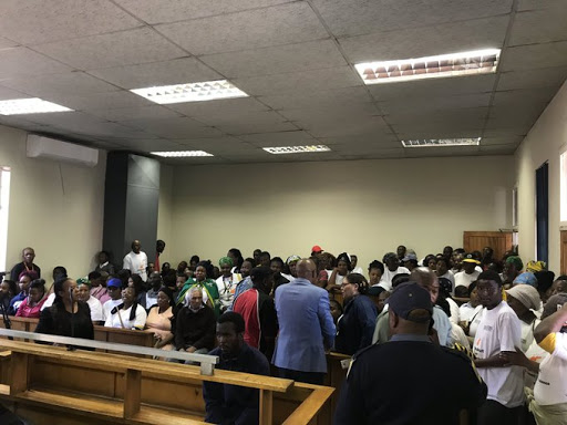 Lawyers' strike delays bail hearing for shack grave suspect