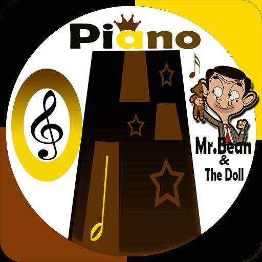 Mr Bean Piano Tiles