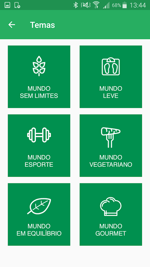 Mundo Verde- screenshot