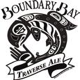 Logo of Boundary Bay Traverse Red