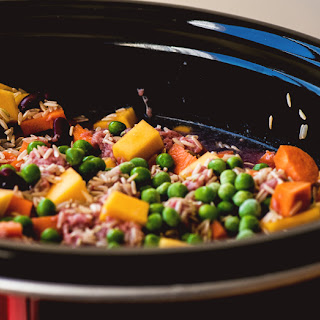 Slow Cooker Dog Food