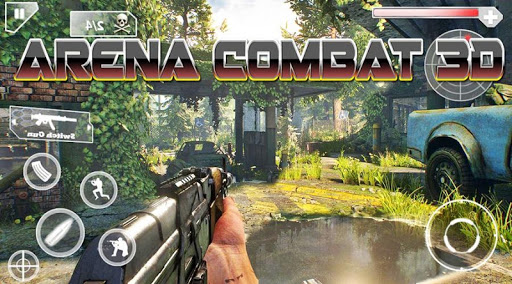 Battleground The Killbox Combat Arena 3D 2.0 screenshots 1