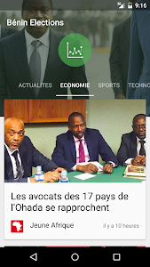 Bénin News screenshot 3
