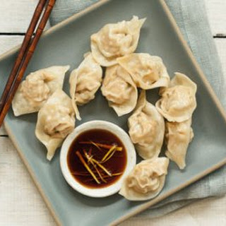 Quick Make-Ahead Turkey Dumplings