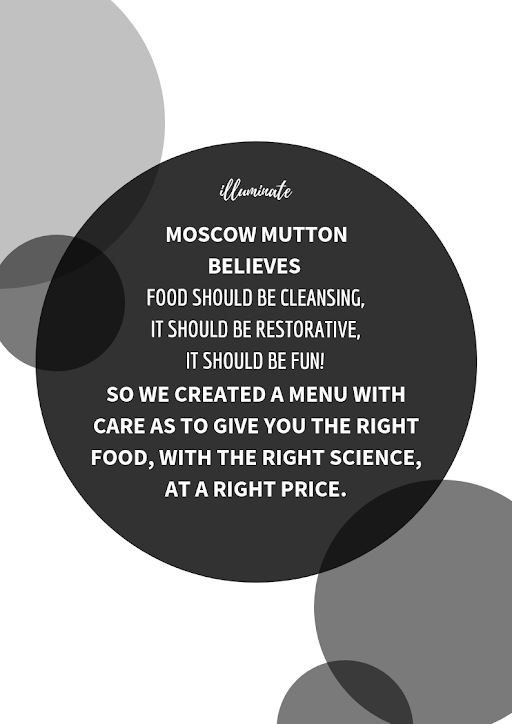 Moscow Mutton menu 2