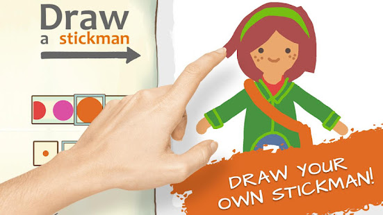 Game Draw a Stickman: EPIC 2 Free APK for Windows Phone