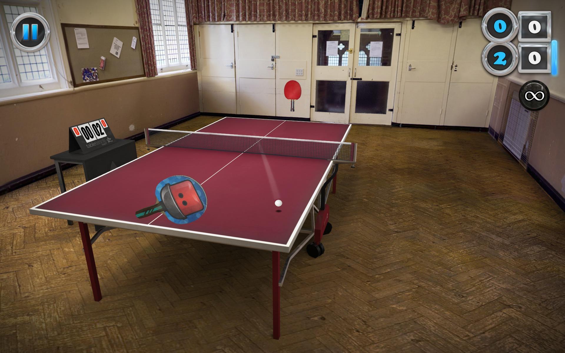 Table Tennis Touch screenshot #7
