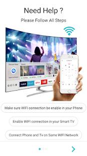 smart remote tv - náhled