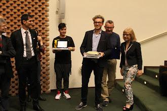 """Photo: Piccolo Agone Placidiano 2015: Vincitori per il Liceo Classico """"Dante Alighieri"""" di Ravenna: Francesco Gamberini (4° anno)"""