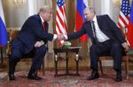 美俄峰會展開 特朗普:將談貿易核武及中國