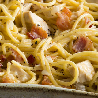 Chicken Carbonara Without Eggs Recipes