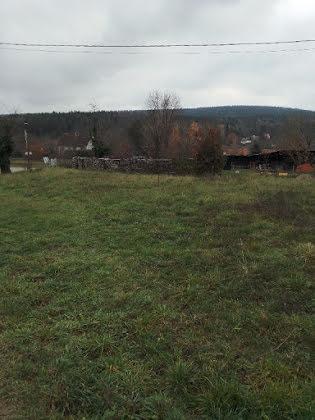 Vente terrain 1228 m2