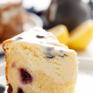 Low Fat Blueberry Cake Recipes