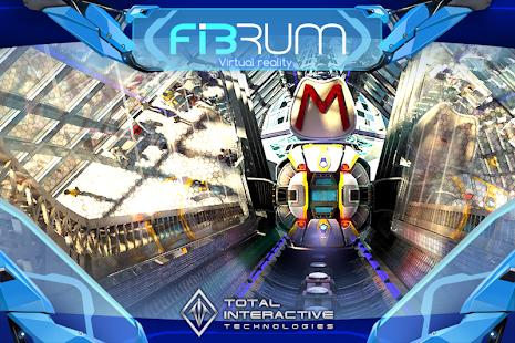Gravity Train VR- screenshot